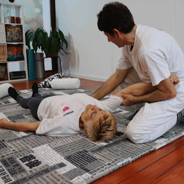 SHIATSU  OPEN  DAY